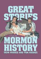 Cover image for Great stories from Mormon history