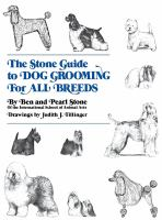Cover image for The Stone guide to dog grooming for all breeds