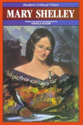 Cover image for Mary Shelley : Modern critical views series