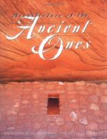 Cover image for Architecture of the ancient ones