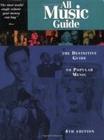 Imagen de portada para All music guide : the definitive guide to popular music