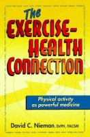 Cover image for The exercise health connection