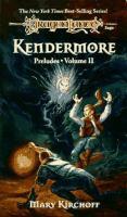 Imagen de portada para Kendermore, bk. 2 : Dragonlance. Preludes series