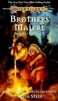 Imagen de portada para Brothers Majere, bk. 3 : Dragonlance saga. Preludes