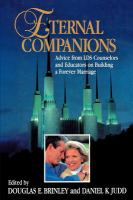 Cover image for Eternal companions