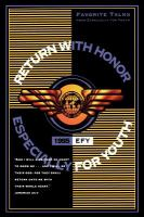 Cover image for Return with honor : favorite talks from especially for youth.