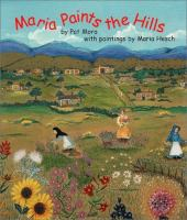 Cover image for Maria paints the hills