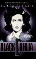 Cover image for The black dahlia