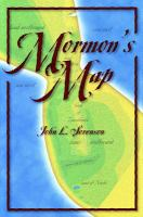 Cover image for Mormon's map