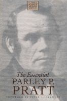 Cover image for The essential Parley P. Pratt
