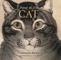 Cover image for Songs of the cat