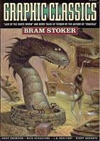 Cover image for Bram Stoker. Volume 7 : Graphic classics series.