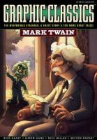 Cover image for Mark Twain. Volume 8 : Graphic classics series.