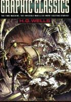 Cover image for H.G. Wells. Volume 3 : Graphic classics series