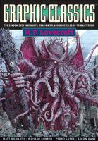 Cover image for H.P. Lovecraft. Volume 4 : Graphic classics series