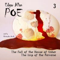Cover image for The fall of the house of Usher [sound recording CD] : The imp of the perverse