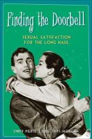Cover image for Finding the doorbell : sexual satisfaction for the long haul