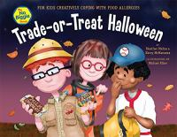 Cover image for Trade-or-treat Halloween : No Biggie Bunch series