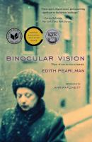 Cover image for Binocular vision : new & selected stories