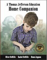 Cover image for A Thomas Jefferson education home companion