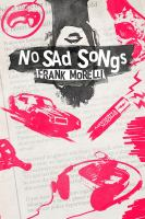Cover image for No sad songs