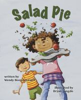 Cover image for Salad pie