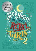 Cover image for Good night stories for rebel girls. Vol. 2