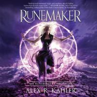 Cover image for Runemaker. bk. 3 [sound recording CD] : Runebinder chronicles