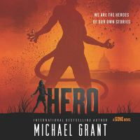 Imagen de portada para Hero. bk. 9 [sound recording CD] : Gone series