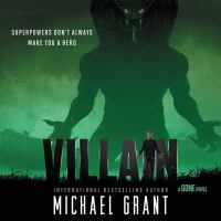 Imagen de portada para Villain. bk. 8 [sound recording CD] : Gone series