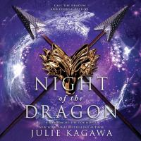 Cover image for Night of the dragon. bk. 3 [sound recording CD] : Shadow of the fox series