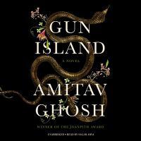 Imagen de portada para Gun island [sound recording CD] : a novel