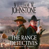 Cover image for The range detectives. bk. 1 [sound recording CD] : Range detectives series
