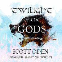 Imagen de portada para Twilight of the gods. bk. 2 [sound recording CD] : Grimnir series