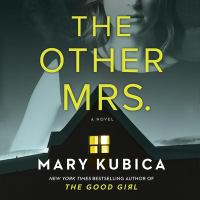Cover image for The other Mrs. [sound recording CD] : a novel