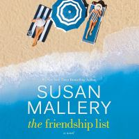 Cover image for The friendship list [sound recording CD]