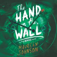 Cover image for The hand on the wall. k. 3 [sound recording CD] : Truly devious series