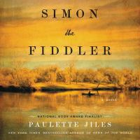 Cover image for Simon the fiddler [sound recording CD] : a novel