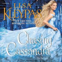 Cover image for Chasing Cassandra. bk. 6 [sound recording CD] : Ravenels series