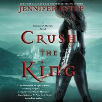 Imagen de portada para Crush the king. bk. 3 [sound recording CD] : Crown of shards series