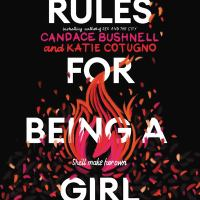 Imagen de portada para Rules for being a girl [sound recording CD]