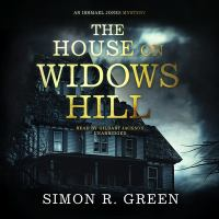 Imagen de portada para The house on Widows Hill. bk. 9 [sound recording CD] : Ishmael Jones series
