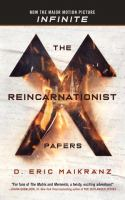 Imagen de portada para The reincarnationist papers