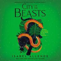 Imagen de portada para City of the beasts. bk. 1 [sound recording CD] : City of the beasts series