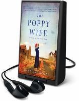 Imagen de portada para The poppy wife [Playaway]