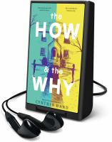 Cover image for The how & the why [Playaway]