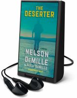 Cover image for The deserter [Playaway]