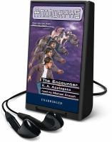 Cover image for The encounter. bk. 3 [Playaway] : Animorphs series