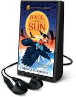 Cover image for Race to the sun [Playaway]