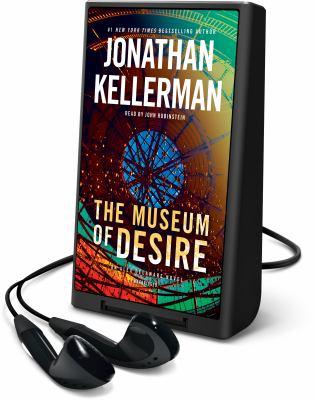 Imagen de portada para The museum of desire. bk. 35 [Playaway] : Alex Delaware sereis